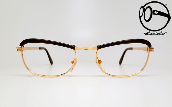 VINTAGE EYEGLASSES HAND MADE \'50 GOLD PLATED 50s - ORIGINAL AND ...