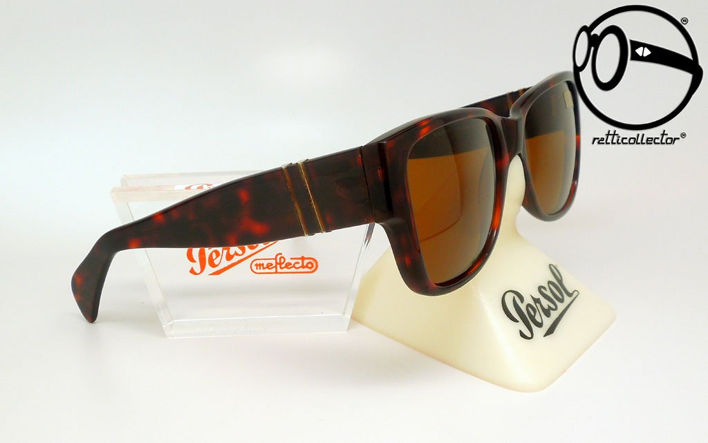 Original Persol 24 And 80s Ratti Vintage 69218 Meflecto Sunglasses rExBQdCeWo