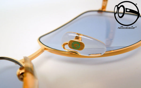 galileo med f18 col 6413 24kt gep 80s Original vintage frame for man and woman, aviable in our store
