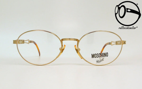 moschino by persol mm 145 de 80s Vintage eyeglasses no retro frames glasses