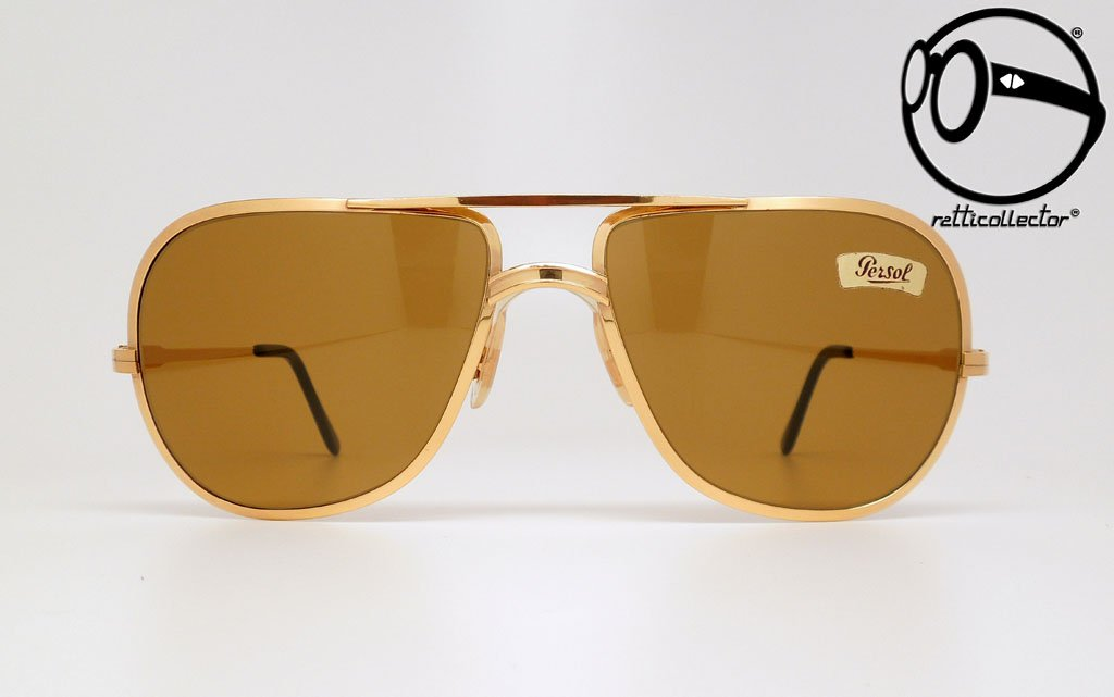 ebcb8b418a51f VINTAGE SUNGLASSES PERSOL RATTI 749 60s - ORIGINAL AND UNWORN ...