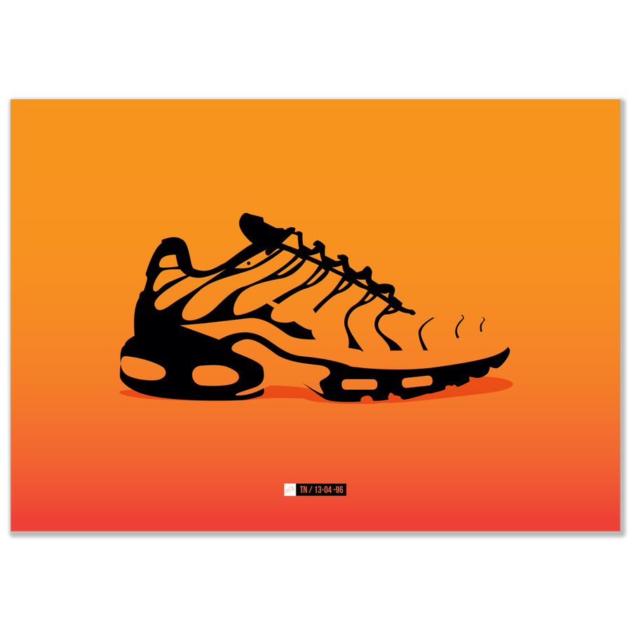 Inspired by Air Max TN Poster