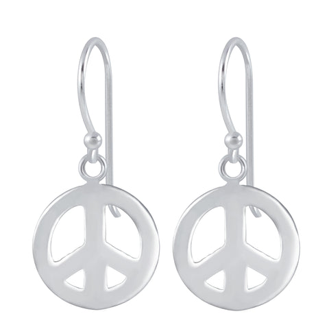 Peace Earrings G6364