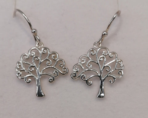 Tree of Life Drop Earrings G4277