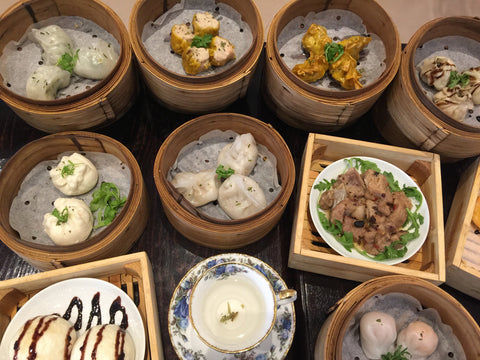 Tea Tasting with Dim Sum