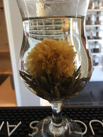 Flowering tea - Autumn Romance