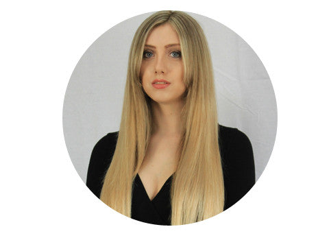 175g - 20in Clip In Hair Extensions for Medium Thickness