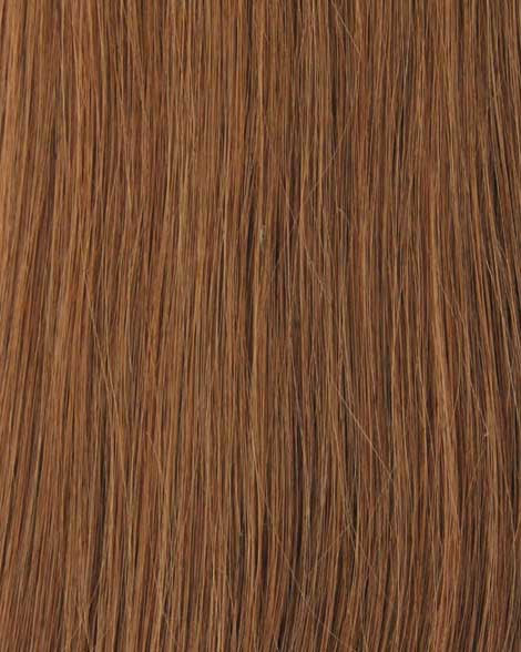 #8 Medium Blonde Clip In Hair Extensions; 20 inch, 230g