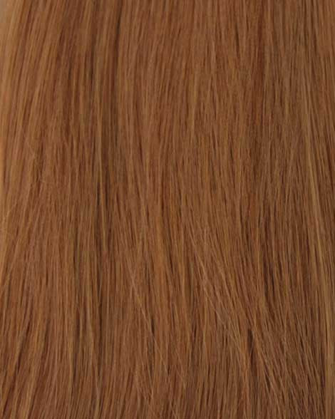 #27 Strawberry Blonde Clip In Hair Extensions; 20 inch, 115g