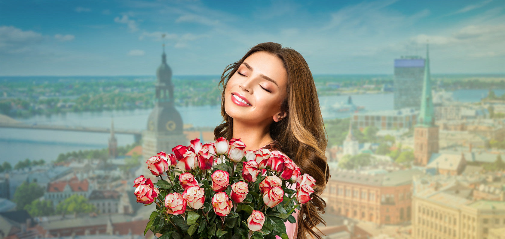 Send Flowers Riga | Flower delivery Riga