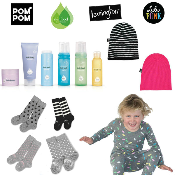 **Win** our mid winter prize pack