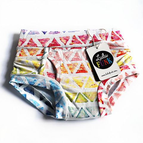 Boys Bamboo & Organic Cotton Underwear - Kaleidoscope