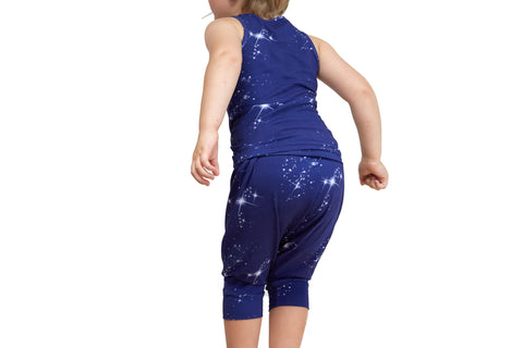 Bamboo & Organic Cotton Sleepwear - Night Sky