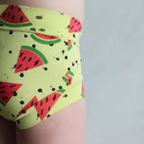 Girls Bamboo & Organic Cotton Underwear - Melon