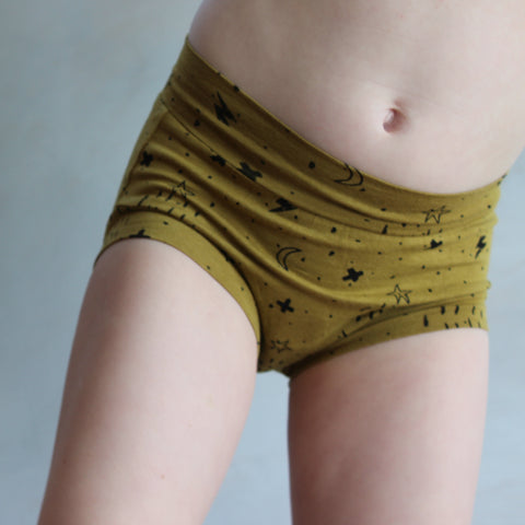 Girls Bamboo & Organic Cotton Underwear - Rebel