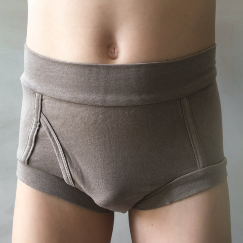 Boys Bamboo & Organic Cotton Underwear - Earth