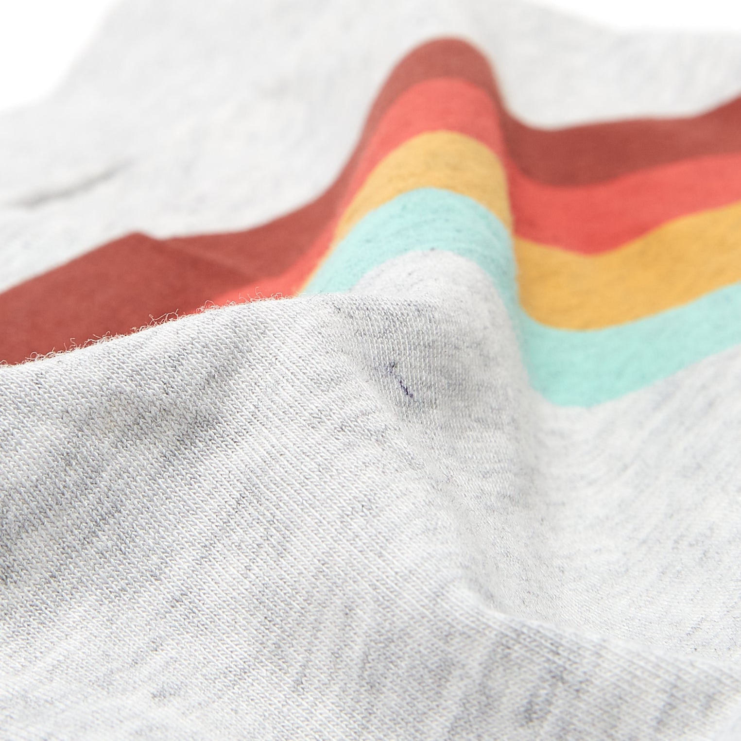 Bamboo & Organic Cotton Kids Underwear Y-front - Retro Rainbow