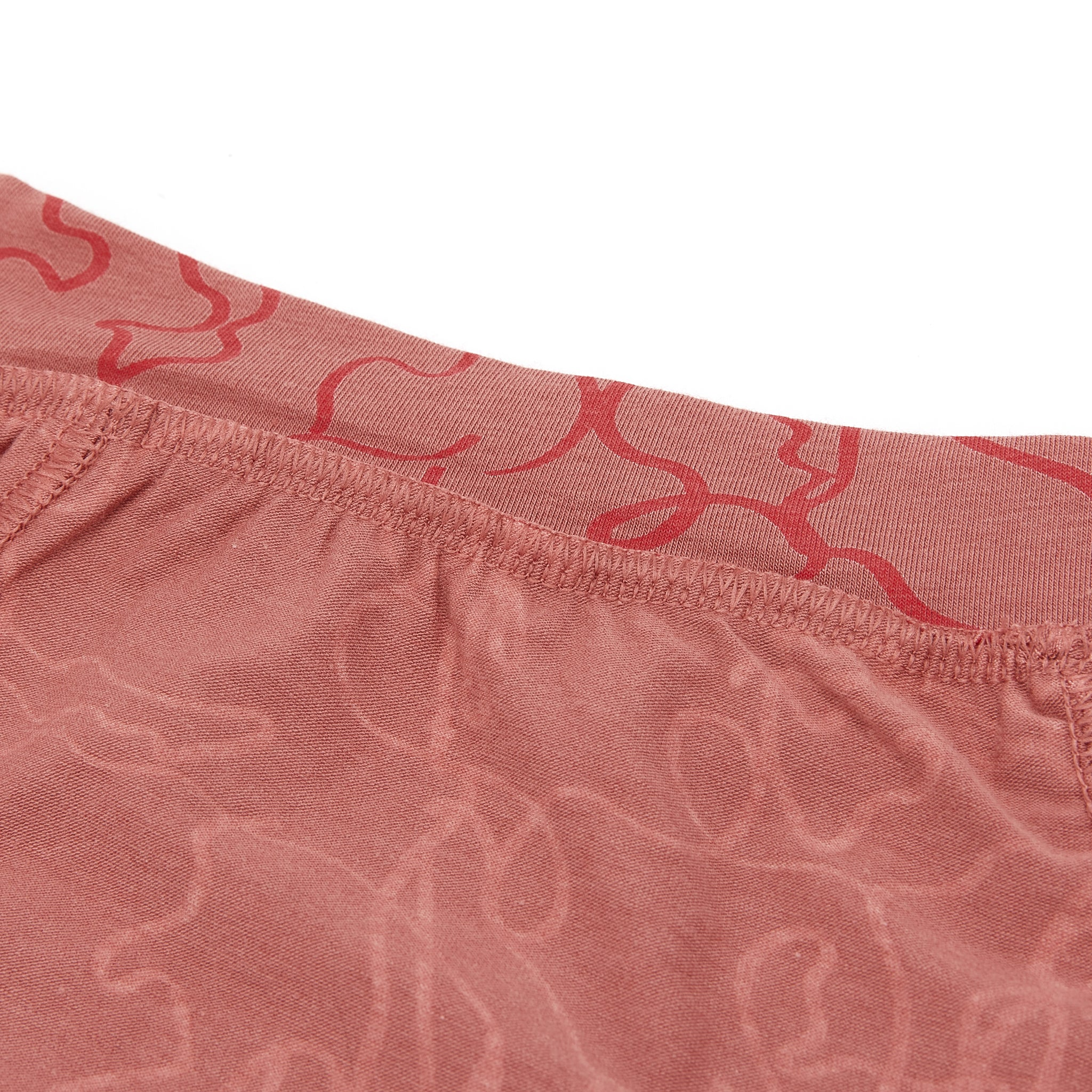 Bamboo & Organic Cotton Womens Underwear Brief - Squiggle
