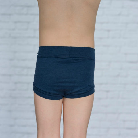 Boys Bamboo & Organic Cotton Underwear - Navy