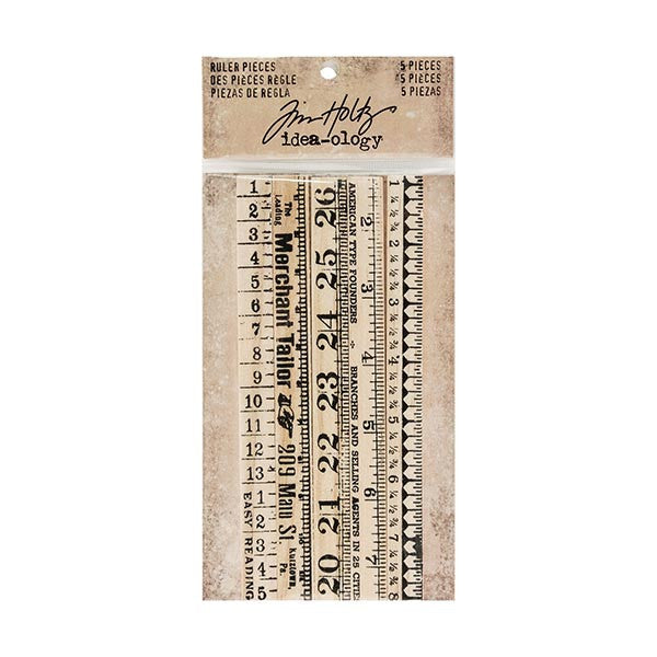 Idea-ology - Ruler Pieces