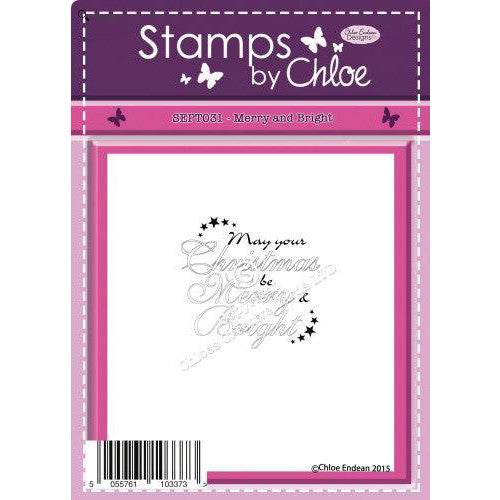 Stamps By Chloe - Merry and bright
