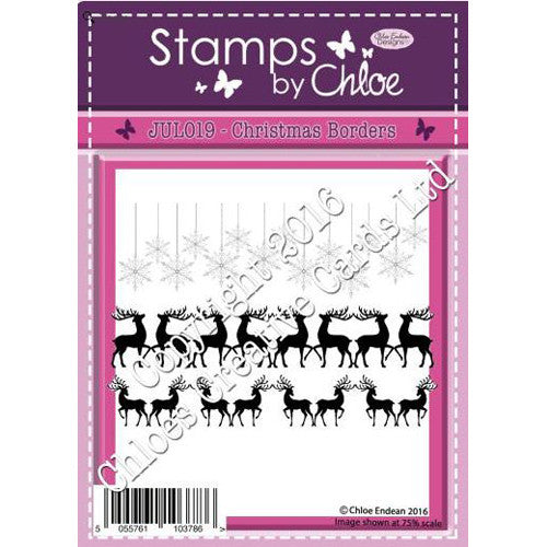 Stamps By Chloe - christmas borders