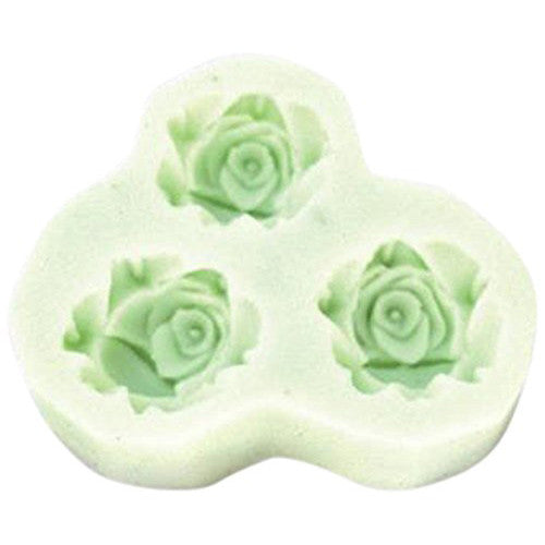Moulds - Shabby Rose