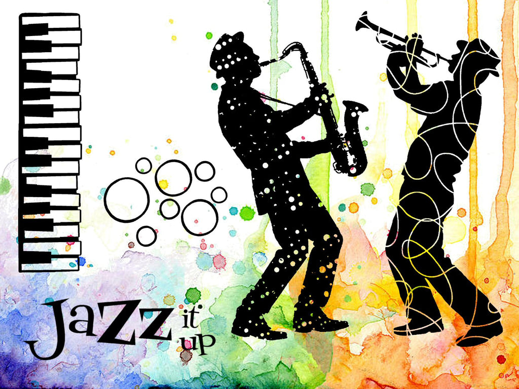 Visible Image Jazz It Up