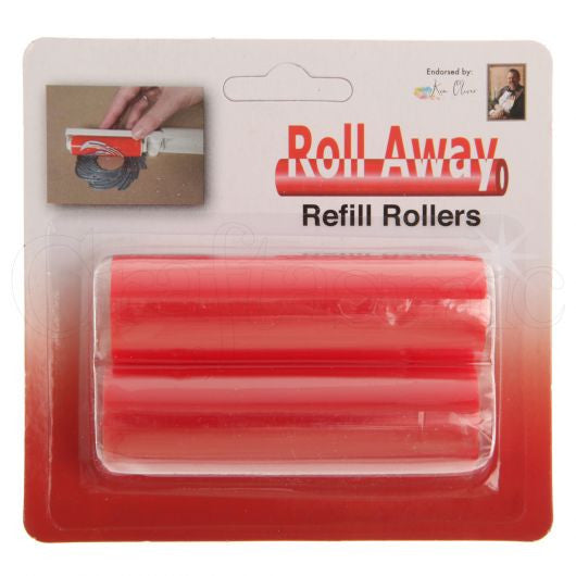 Roll away Tool refill rollers