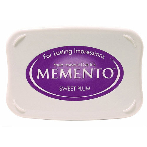 Memento Ink Pads - Sweet Plum
