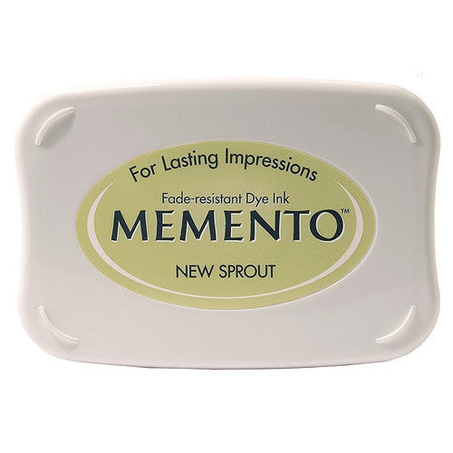 Memento Ink Pads - New Sprout