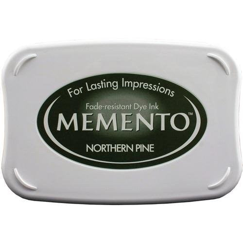 Memento Ink Pads - Northern Pine