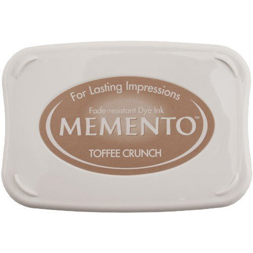 Memento Ink Pads - Toffee Crunch