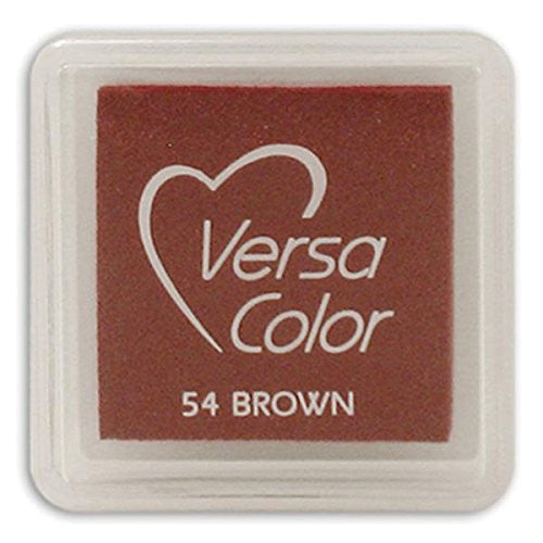 VERSACOLOR MINI Ink Pad - Brown