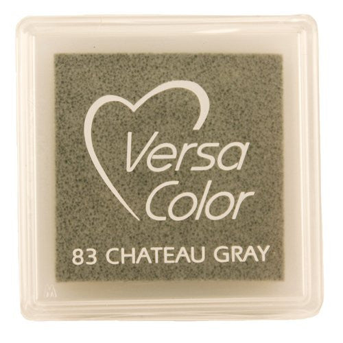 VERSACOLOR MINI Ink Pad - Chateau Grey