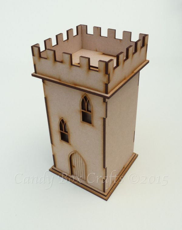 Castle Keep Money Box