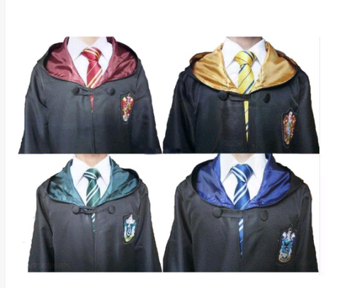 Harry Potter House Robes