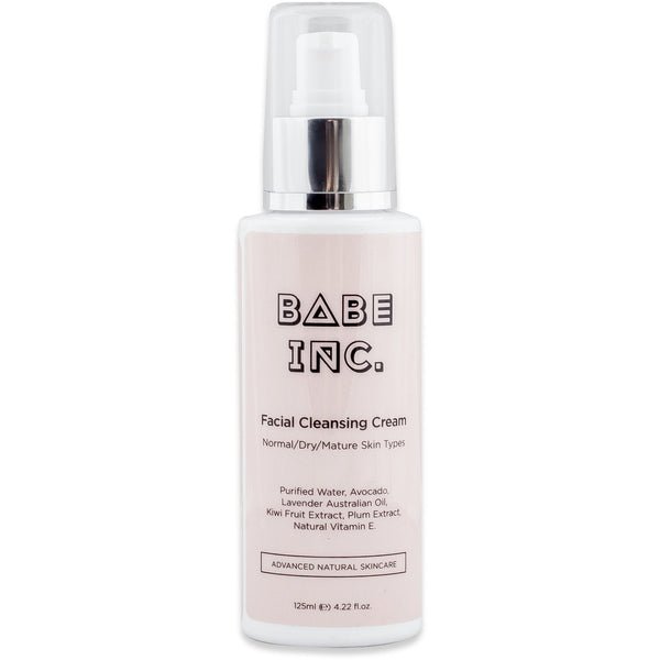 Babe Inc Facial Cleansing Cream