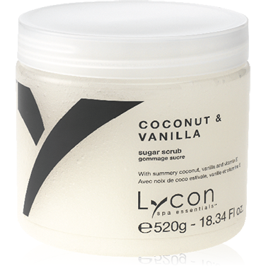 Lycon Oil Free Sugar Scrub 520g