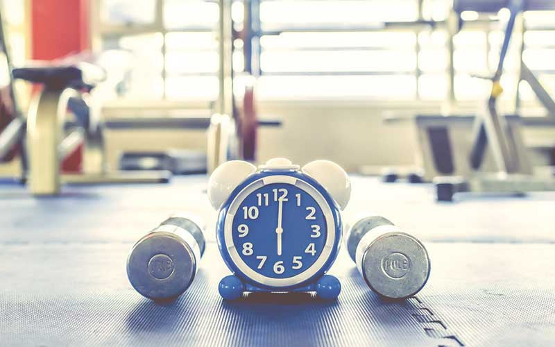 The best time to work out… ask the experts!