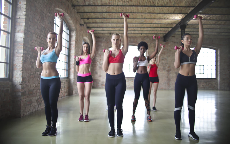 Hot Workout Trends: Aerobics