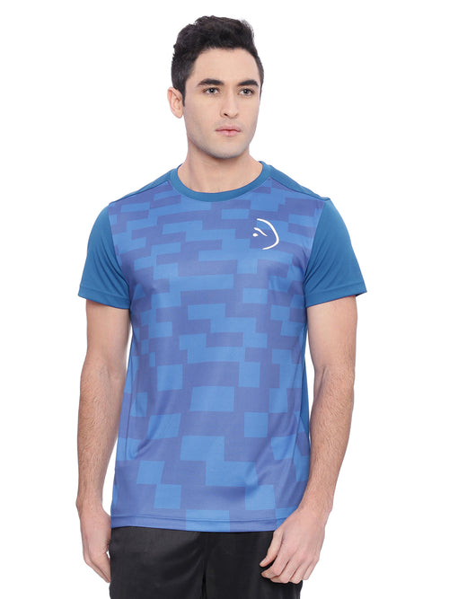 Piranha Blue T-Shirt