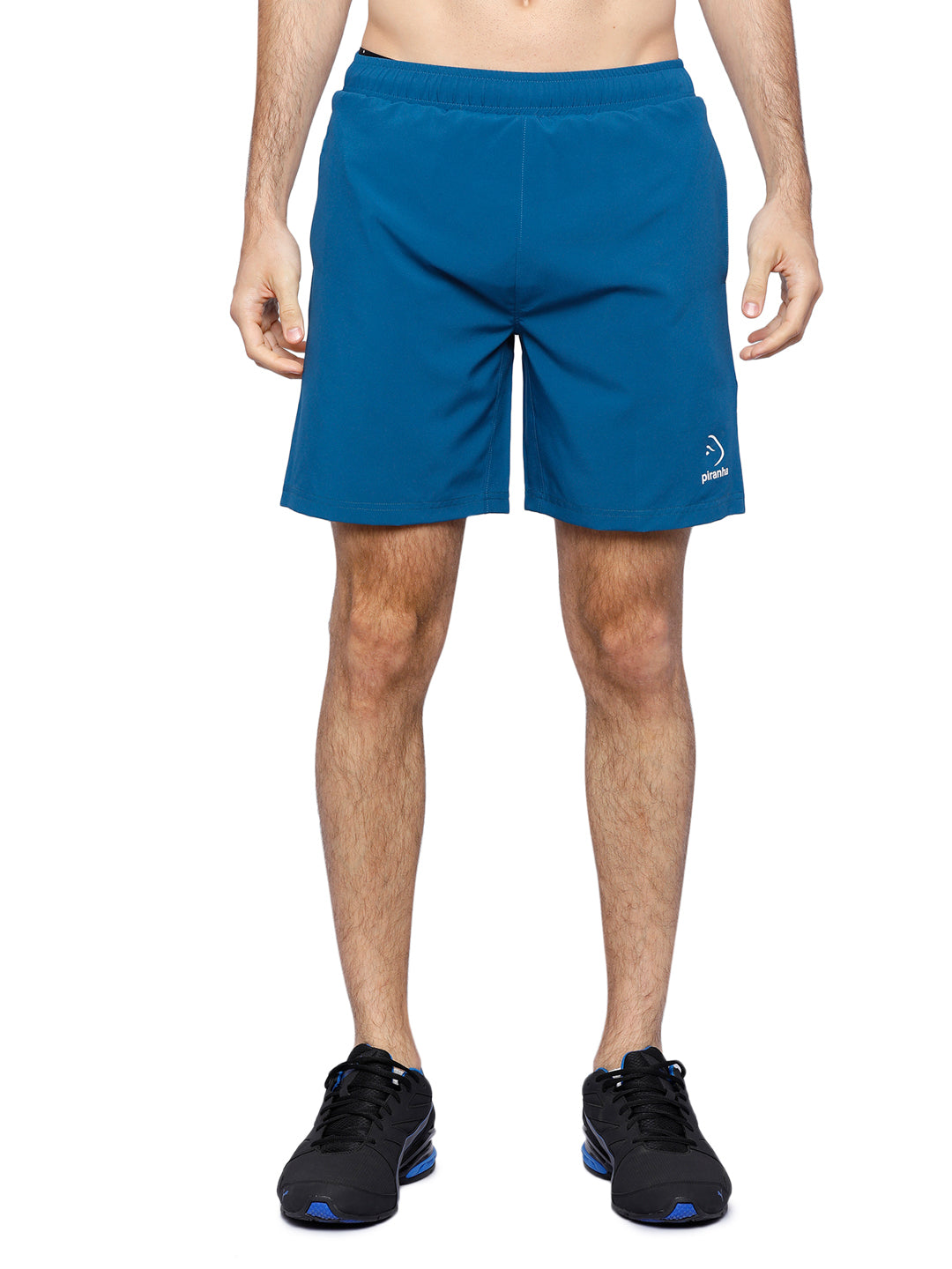 Piranha Men's Teal Shorts - S170