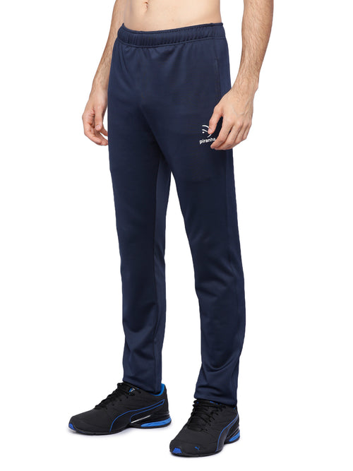 Piranha Men's Blue Track Pants - MTP320