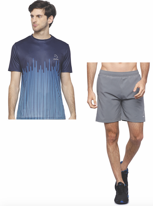 Piranha Men's Combo TS23 + S169
