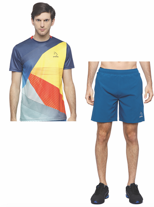 Piranha Men's Combo TS177 + S170