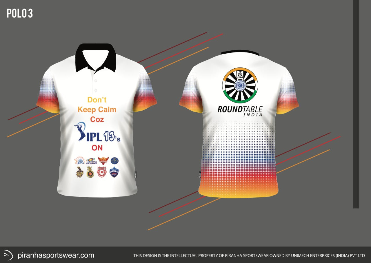 Round Table IPL  Merchandise - Men's Polo