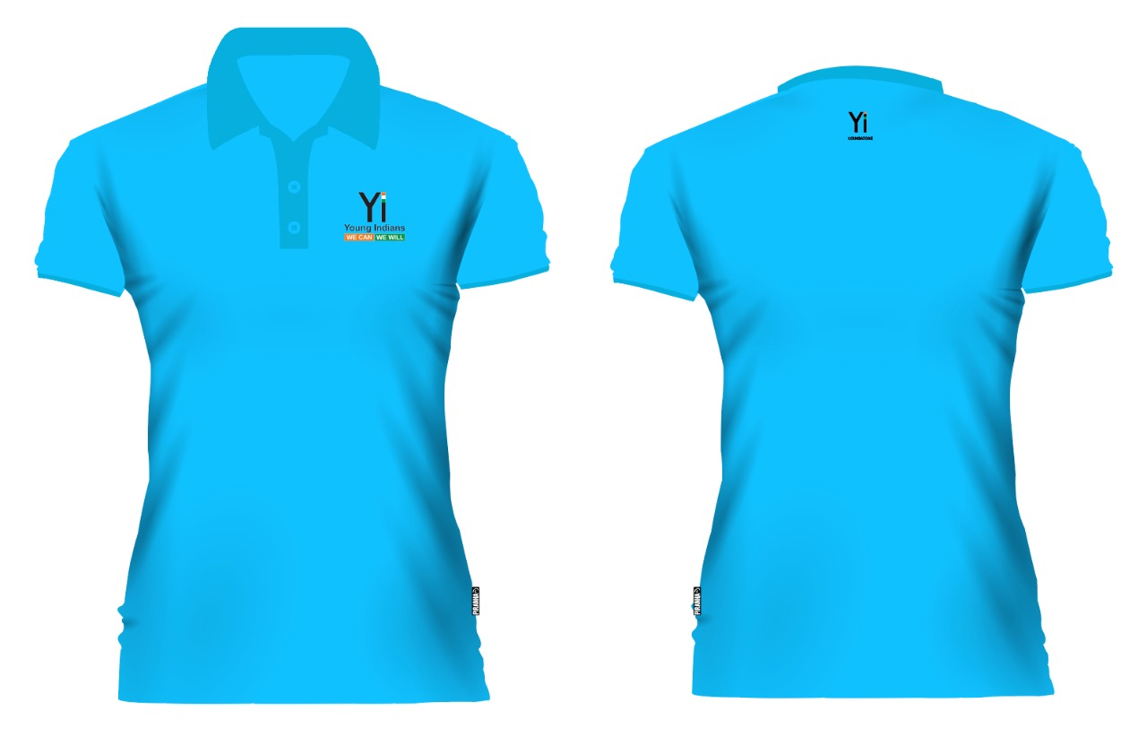 Yi Merchandise - Women's Cotton Polo