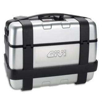 honda-xl100v-givi-trekker-trk33n-aluminium-top-case-top-box-33-litre-off-road-luggage