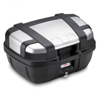 honda-crossrunner-givi-aluminium-trekker-52-litre-top-case-trk52n-top-box-off-road-luggage